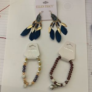 Ellen Tracy fashion jewelry